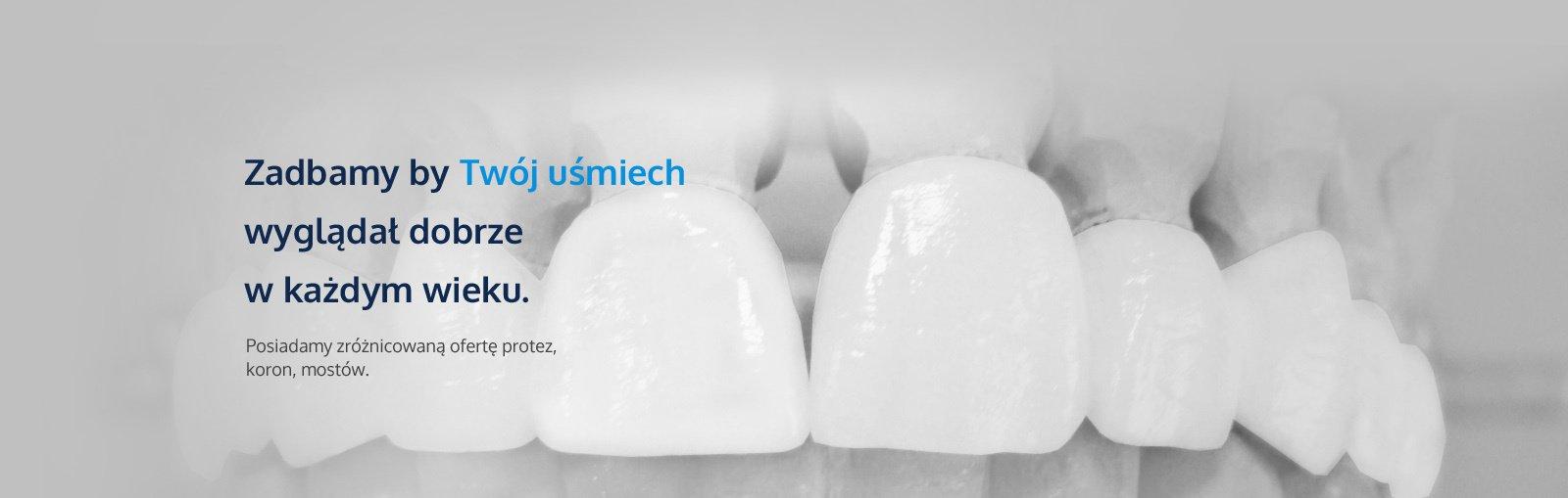 Dentimed - Stomatologia Tarnobrzeg - RTG/pantomograf/pantomogram/mikroskop/implanty